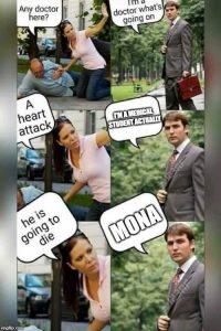 medical student mnemonic