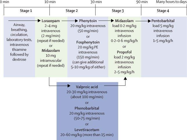 status epilepticus management