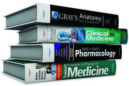 Recommended books for MBBS Basic science
