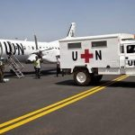 medical support un mission