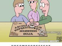 Ouija Board – Ideomotor Effect
