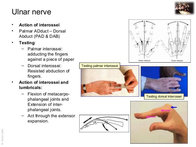 ulnar nerve test
