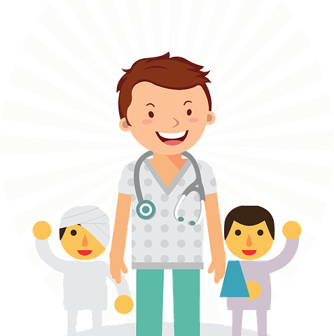 pediatrician-patient