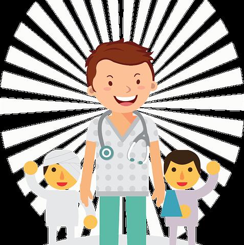 pediatrician-patient