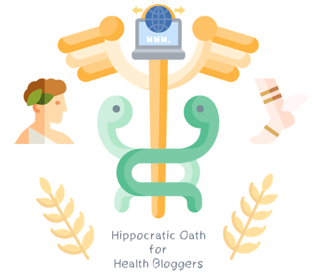 hippocratic oath medical blogger