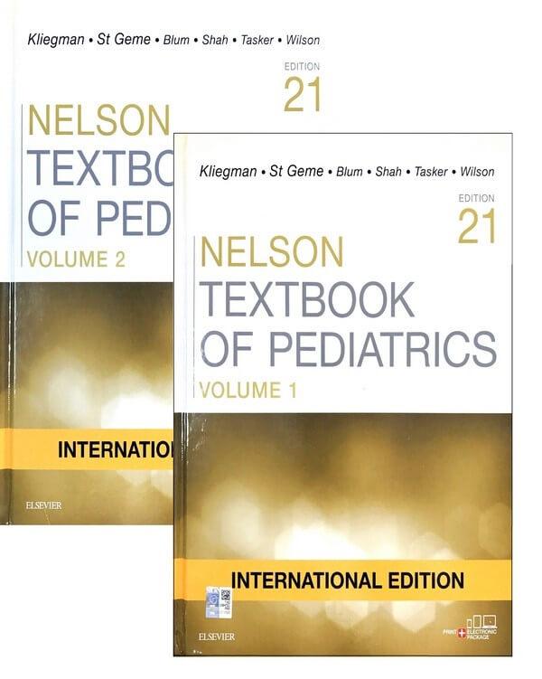 nelson pediatrics textbook